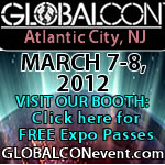 Meet us at Globalcon 2012